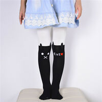 Kid Children Girls Leggings Autumn/Spring Soft Cotton Full Length Trousers Pants