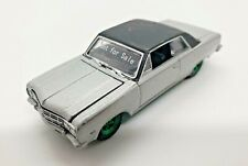 Greenlight Pre-Production Deco 1965 Chevy Chevelle GREEN MACHINE One of a Kind
