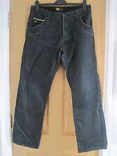 Men's G-KING DENIM  indigo loose legged  jeans size W34  L31*