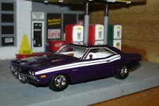 1971 Dodge Challenger R/T 440 Six Pack, 1:43, O Scale Matchbox