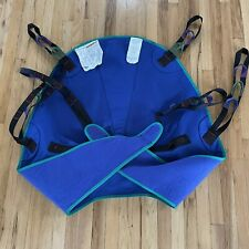 INVACARE Divided Leg Sling LARGE R101 Medical Reliant Patient Lifts