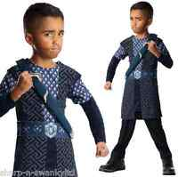Boys The Hobbit Book Day Week - Bilbo Baggins Thorin Fancy Dress Costume Outfit