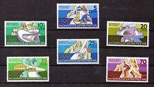 Alemania DDR Deportes Olimpiadas serie del año 1975 (CM-268)
