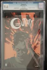 Outcast #1 (June 2014, Image) CGC 9.6 White Pages 1st Printing
