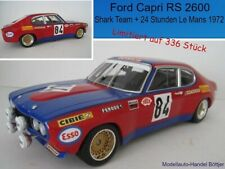 Ford Capri RS 2600  SHARK TEAM  Limitiert 336 St.  Minichamps 1:18 OVP NEU
