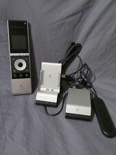 Logitech Wireless DJ Music System Remote Control Dock & Accessories 865427-0000