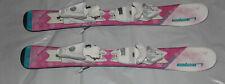 Elan 2021 Girl's kids Skis 70cm Elan Lil Snow + size adjustable Bindings  NEW