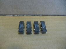 4 x SN7430N  K155LA2   TTL-IC