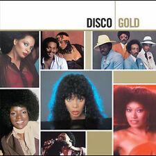 Disco Gold by Various Artists (CD, Jun-2005, 2 Discs, Hip-O)