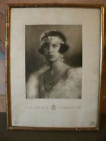 Antico Quadro S.A. Reale MARIA JOSE' 31x42 cm
