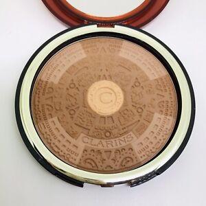 Clarins Splendours Summer Bronzing Compact 20g Bronzer Contour Highlighter Press