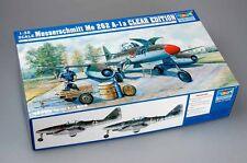 Trumpeter 02261 1/32 Messerschmitt Me262A-1a Clear Edition