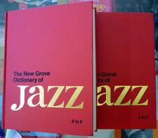 Barry Kernfeld, The New Grove Dictionary of Jazz, Ed. MacMillan