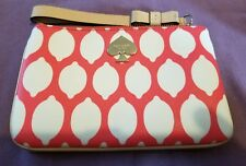 Kate Spade New York  Wallet Clutch  with Gold spade Logo