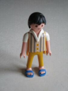16137 - Playmobil aus Set 5319 Elternschlafzimmer Mann Vater im Pyjama
