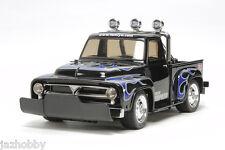 Tamiya 58594 1/12 RC RWD Car M06 Chassis Kit Lowride Pumpkin Truck w/ESC
