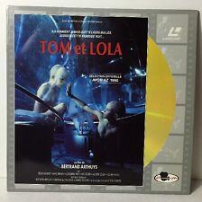 Laser Disc /Laser Disque Film Tom Et Lola Bertrand Arthuys Voir Photos