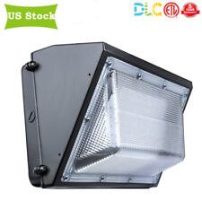 40W-120W LED Wallpack Lights Outdoor Wall Mounted Security Lamp Retrofit 5000K