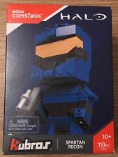 NEW Mega Construx Bloks Kubros HALO Spartan Recon Block Figure