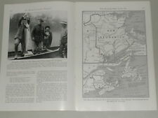 1941 NEW BRUNSWICK magazine article, people, places, history, Canada Maritimes