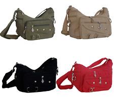 Handtasche Leichte Damentasche Schultertasche Bag Stofftasche Neu