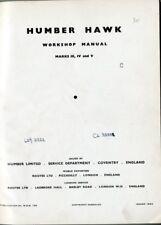 HUMBER Hawk Série 4 1964//66 Neuf Bas Radiateur Pour Classique Voitures