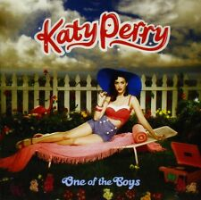 KATY PERRY: ONE OF THE BOYS 2008 CD INC BONUS VIDEO TRACK / NEW