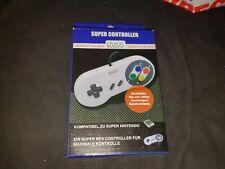 Super Nintendo SNES Controller by EAXUS NEW