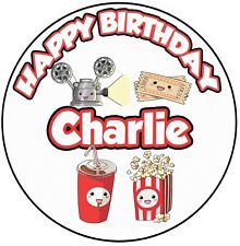 Me encanta Fleetwood Mac 24 Comestible Cupcake Toppers Torta Decoraciones círculos precortada