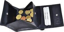 Wiener Schachtel - Opa Börse (mit Schütte) - Nappa-Leder - Geldbörse - Echtleder