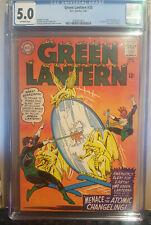 GREEN LANTERN #38 CGC 5.0 - OFF WHITE -  1965 - 2092013021