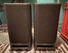2 Akai SR 550 Kompaktlautsprecher