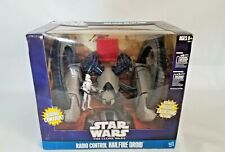 Star Wars- Radio Control Missile Launching Hailfire Droid Includes Clone Tropper