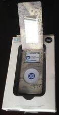 New DLO nano fling Snake Skin Fashion Wristlet Case with Mirror for IPOD NANO