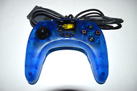 Game Pad Blue Controller MadCatz for Playstation 1 PS1 Console Video Game System