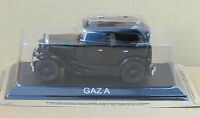 "DIE CAST "" GAZ A"" LEGENDARY CARS SCALA 1/43"