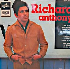 RICHARD ANTHONY au revoir mon amour/en attendant/s'en vient le temps EP COLUMBIA
