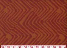 Overstock First Quality Braemore Textiles Upholstery Fabric Baroda CL Chili