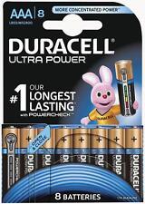 Batterie - Non-Rechargeable - Batterie Alkaline Ultra AAA Pk8