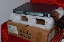 Cisco router 2811 pip vid CISCO2811 V07 HWIC 1DSU T1 cards