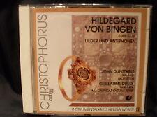 Hildegard Von Bingen - Lieder Und Antiphonen  -Instrumentalkreis Helga Weber
