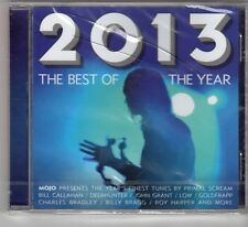 (GQ354) The Best of the Year, 15 tracks various artists - 2013 - Sealed Mojo CD
