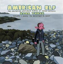 American Elf Volume 3: The Collected Sketchbook Diaries of James-ExLibrary
