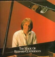 "Richard Clayderman(2x12"" Vinyl LP Gatefold)The Magic Of-Tellydisc-TELLY-VG/Ex"