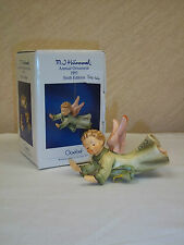 "M.I. HUMMEL ""HERALD ON HIGH"" ANNUAL ORNAMENT 1993, HUMMEL NO. 623 TMK 7 BOXED**"