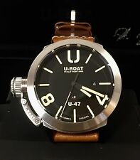 u boat watch Classico  Auto U-47 As2   8105