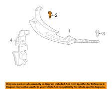 TOYOTA OEM Radiator Core Support-Sight Shield Clip 9046707211