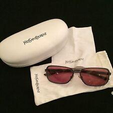 YVES SAINT LAURENT 2021/S J03 8-12 Sunglasses Case Bag Cloth 100% UV