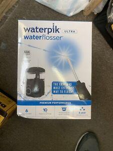 WATERPIK ULTRA WATER FLOSSER WP112-W BLACK (SEE DESCRIPTION)