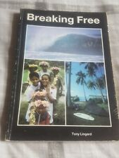 SURFING BREAKING FREE 1ST  EDITION VERY RARE UK PRINTED IN NEWQUAY